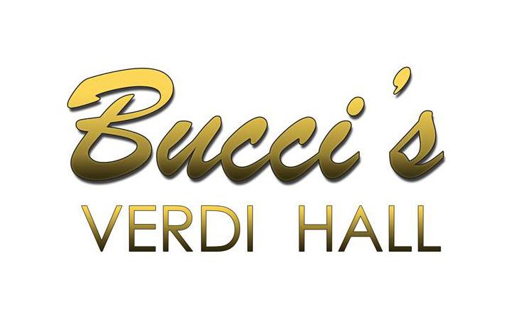 Bucci's Verdi Hall
